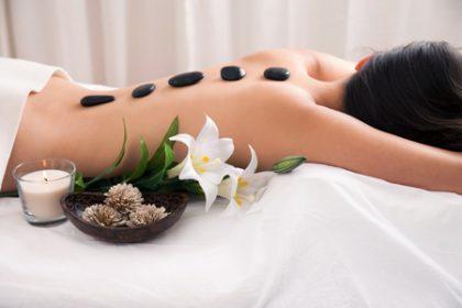 Imelda Beauty & Wellness / hotstone massage