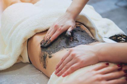 Imelda Beauty & Wellness / algenpakking